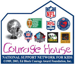 Detroit Lions Courage House 2017